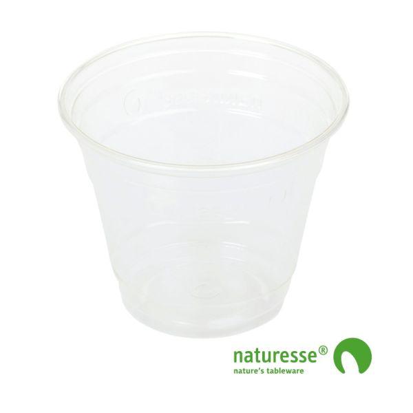 Glas i PLA 2,5dl Dessert - 50 stk pk *