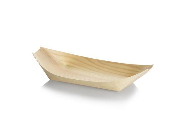 Træbåd 220mm - 1.000 stk krt *