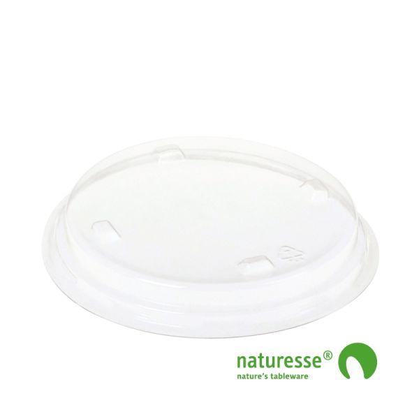 Skål cellulose 390ml - låg PLA - 50 stk pk