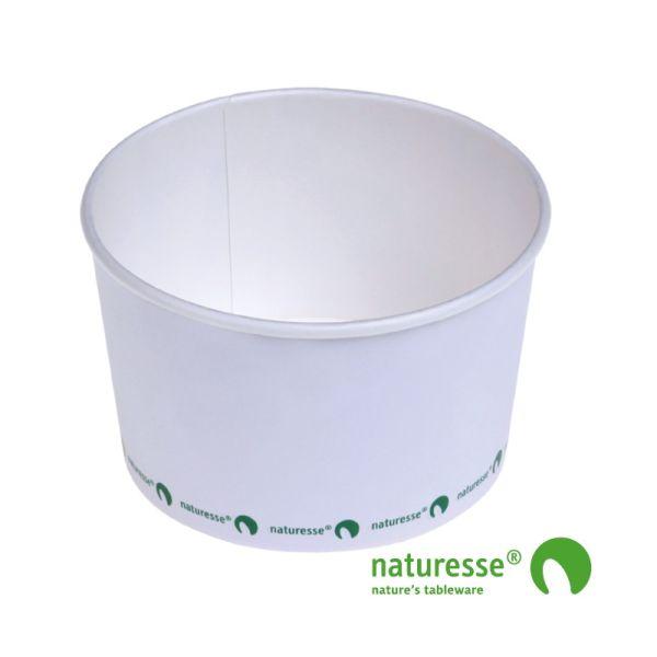 Skål cellulose 390ml - 500 stk krt *