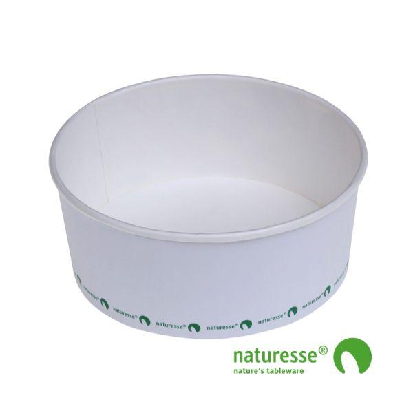 Skål cellulose 800ml - 500 stk krt *
