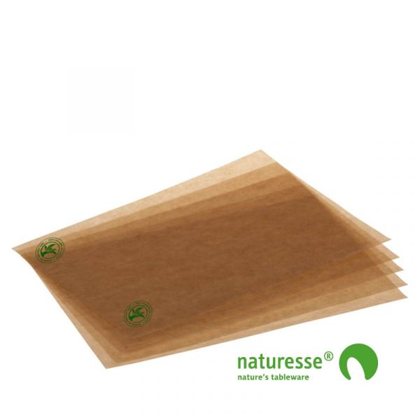 Sandwich PLA-papir 350x255mm - 860 stk krt