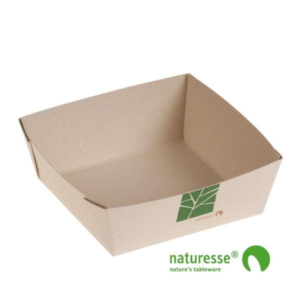 Bakke i PaperWise 350ml, 115x115x40mm - 250 stk krt *