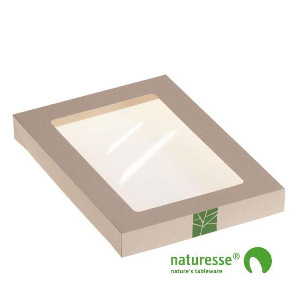 PaperWise, Låg med rude til 15664 - 250 stk krt