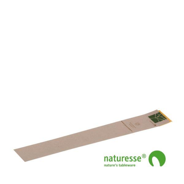 Banderole i PaperWise m tape, 550x33mm - 100 stk pk