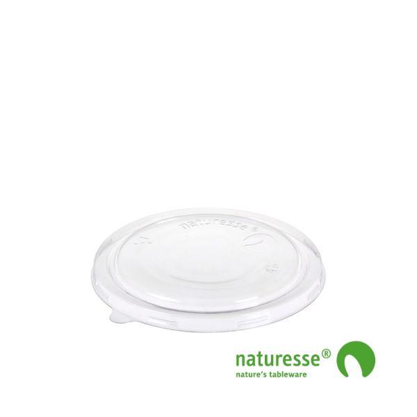 PLA, Låg til salat bæger Ø150mm - 300 stk krt