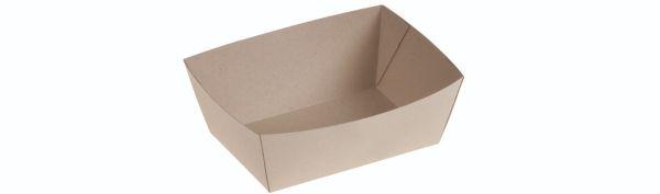 Bambuskarton, Box PLA coated, 115x85x43mm - 50 stk pk