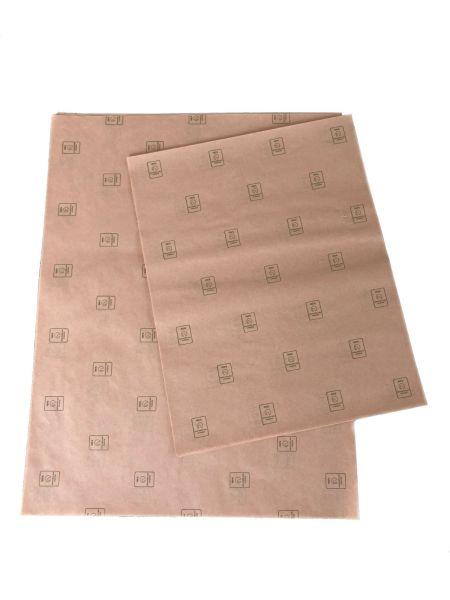 Papir, Freshpack brun indpak, 380x500mm, 5kg-box / ca 550 ark, FSC MIX 70% - 1 stk krt