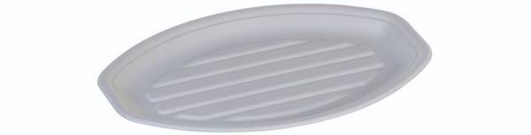 SR-fiber - Fad medium, 340x235x25mm - 50 stk pk