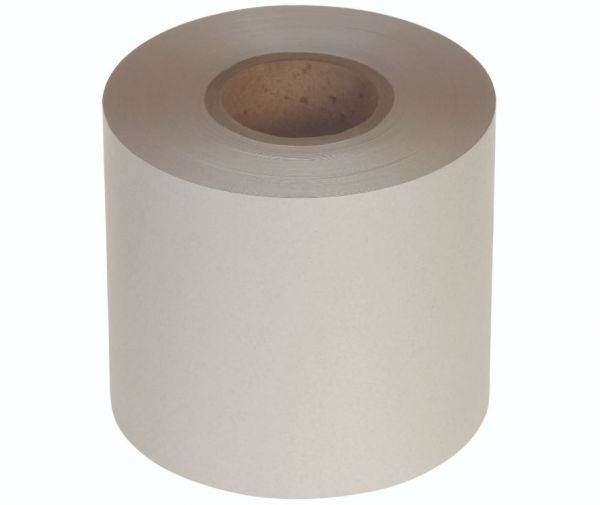 Paper brown sealing film, unprinted, 175 mm x 220lfm - 1 stk krt