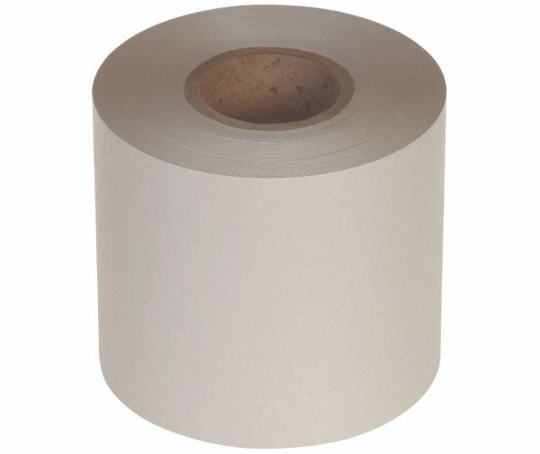 Papier brown sealing film, unprinted, 210 mm x 220lfm - 1 stk krt