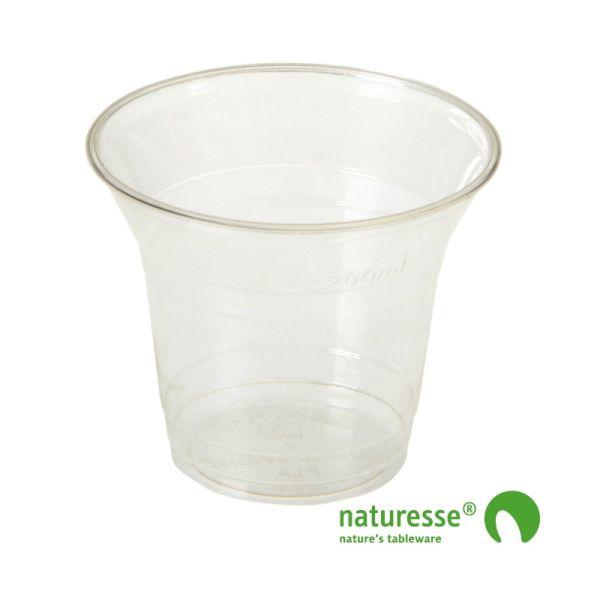 Glas i PLA 2,0dl Shaker - 50 stk pk *