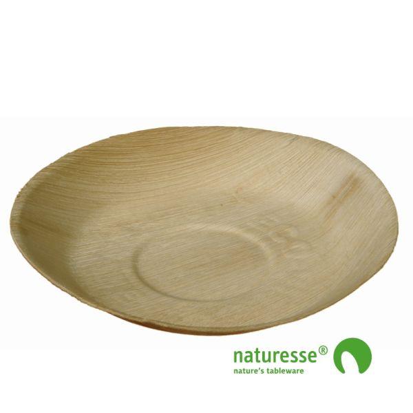 Palmeblad tallerken