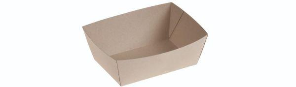 Bambuskarton, Box PLA coated, 195x89x45mm - 50 stk pk