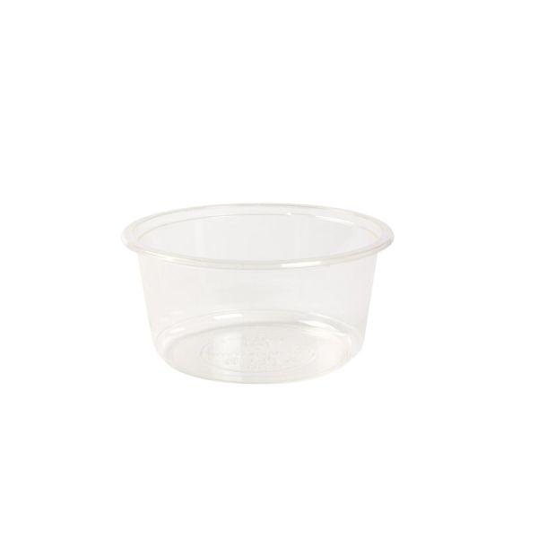 Deli bøtter, PLA, 700 ml, Ø 143 mm, rund - 600 stk krt