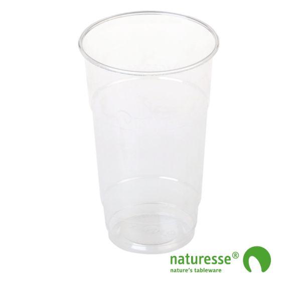 Glas i PLA 2,5 dl Ø76mm - 50 stk pk *